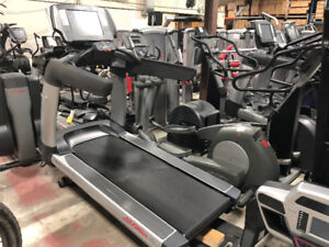 Life Fitness 95T Treadmills with Touch Screen