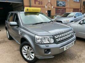image for 2012 Land Rover Freelander 2.2L SD4 HSE 5d AUTO 190 BHP Estate Diesel Automatic