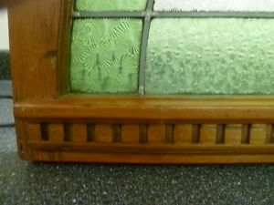Antique Stained Glass Window Kitchener / Waterloo Kitchener Area image 2