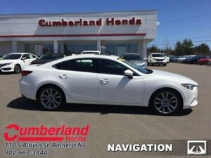 2014 Mazda Mazda6 GT  - Leather Seats -  Navigation