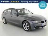 2014 BMW 3 SERIES 318d SE Step Auto 5dr Touring