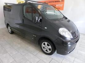 Renault Trafic 2.7T 2.0 SL27DCI 115 SPORT ***BUY FOR ONLY £38 PER WEEK***