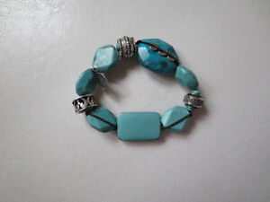 Silpada Turquoise and Sterling Silver Bracelet - Half Price