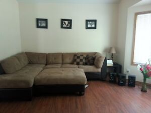 FULLY FURNISHED BASEMENT ROOM BY NAIT/DT/MACEWAN
