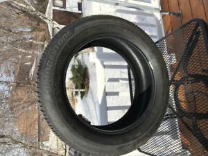 NEUFS, 4 pneus Bridgestone Ecopia 235 55 R18 100H