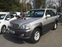 2004 Hyundai Terracan 2.9 CRTD 5dr Auto 5 door Estate