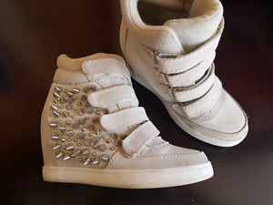 Aldo spiked shoes