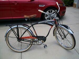 1959 Black phantom schwin bike