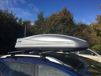 Thule roof box hire