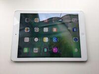 iPad Air silver 32gb wifi