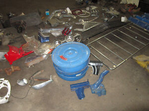 Ford Parts. Large Collection. Garage Clean out 1965-1970 Mustang Kitchener / Waterloo Kitchener Area image 7