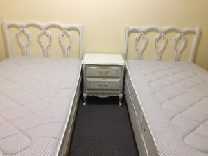 Double Twin beds (King)French Provincial quality set Kawartha Lakes Peterborough Area image 7