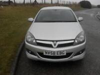 Vauxhall/Opel Astra 1.8i 16v ( 140ps ) ( Exterior pk ) Sport Hatch 2009MY SRi