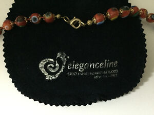Spectacular necklace from Venice Italy London Ontario image 3