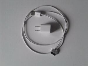 Apple  , bloc et le fil