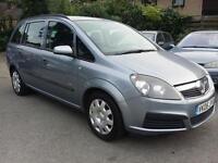 Vauxhall Zafira 1.9 CDTi Life 5dr 2006 (06 Reg), MPV