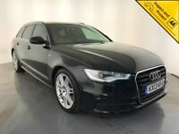 2013 AUDI A6 S LINE TDI AUTOMATIC DIESEL SERVICE HISTORY FINANCE PX WELCOME