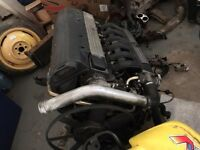 Bmw e39 2.5 tds se engine and manual box .conversion