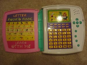 Battery Operated Letter & Word Book