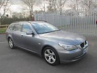 2008 (08) BMW 5 SERIES 520D SE TOURING AUTO + £500 DISCOUNT & 1 YEARS MOT