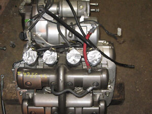 1996 yamaha seca 2 engine