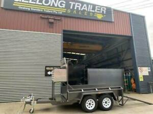 8x4 Mini Exacavator Trailer | Geelong Trailers Sales | North Geelong
