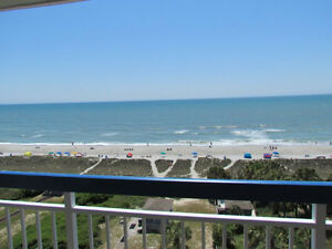 Myrtle Beach Beautiful Ocean Front Condo