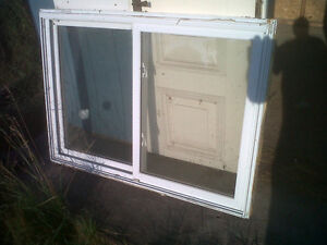 """Vinyl Sliding Window """"USED"""" Great Shape!!! Don't Miss Out!!!"""