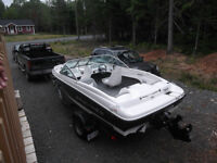 For sale 2012 Bayliner 170 with only 10hrs of use like new