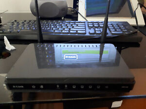 d-link dual band router for sale
