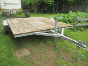 ATV / Flat Trailer 6.5 Feet by 8 Feet For Sale