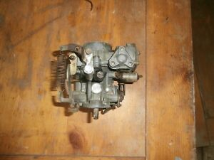 solex 30 3 beetle ghia vw bus carb for 1500 1600 3 available Cambridge Kitchener Area image 3