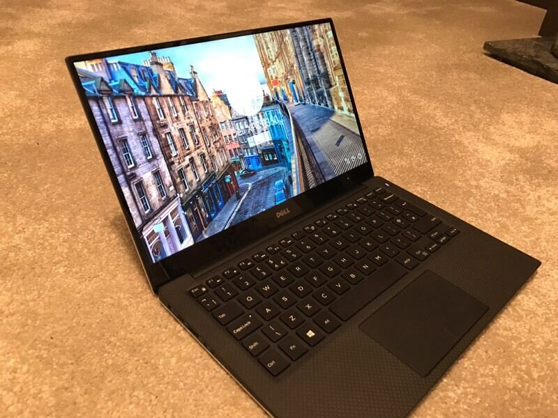 Dell XPS 13 9350 i7 (QHD Touchscreen) - Perfect condition