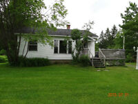 House for sale minutes away from Miramichi/ Renous River