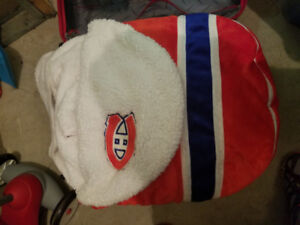 Car Seat Cover - MTL Canadians