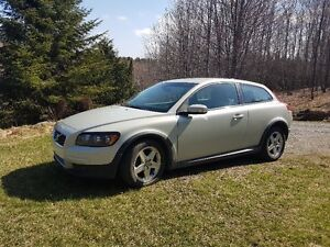 2009 Volvo C30 transmission Geartronic 5 rapports