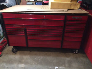 SnapOn Tool Chest.