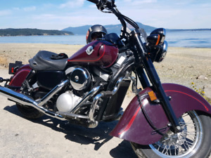 "Kawasaki Drifter ""Indian"" replica 1500cc"
