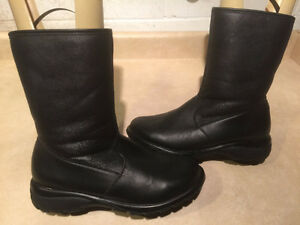 Womens Toe Warmers Canada Winter Boots Size 8.5