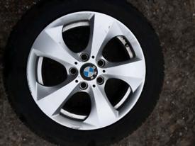 """16"""" single BMW style 306 - 3 series E90/F30 alloy wheel (456)"""