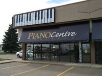 Piano Lessons for ALL ages & levels