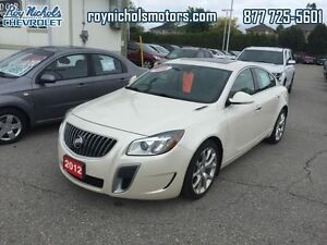 2012 Buick Regal GS  - Certified - Leather Seats -  Bluetooth -