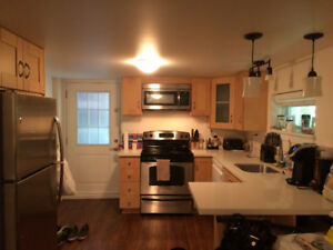 Looking for roommate. 2br/1ba, 900 sq-ft basement suite, Dunbar