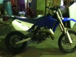 yz 85 bored to 105