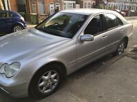 MERCEDES 220 CDI 4 DOORS ONE OWNER FROM NEW S/HISTORY