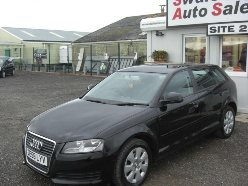 2009 audi a3 tdi 2l diesel 138 bhp full service history immaculate in richmond north. Black Bedroom Furniture Sets. Home Design Ideas