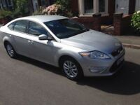 2013 62reg Ford Mondeo 2.0 Tdci Zetec Newer shape Silver