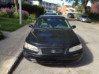 1998 Toyota Camry good condition, as is (telle que)