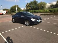 Eos volkswagen 2.0 blue good condition petrol Automatic