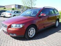 Volvo V50 1.6D Estate Left Hand Drive(LHD)